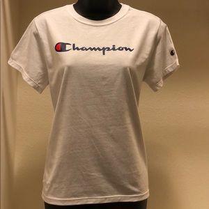 Champion T-shirt white